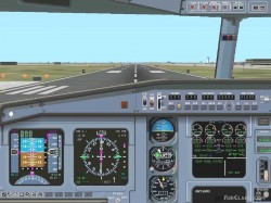 Airbus A340 Panel Fs 2002 image 1