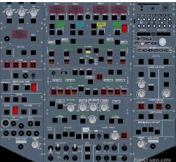 Airbus A-340 Panel Version 4 Fs 2002 image 1