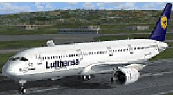 Airbus A350 Lufthansa FSX Demoversion image 1