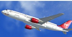 Airbus A350 Aeroflot FSX Demoversion image 1