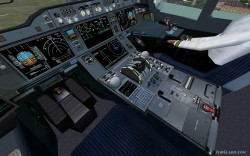 Airbus A350 Lufthansa FSX Demoversion image 13