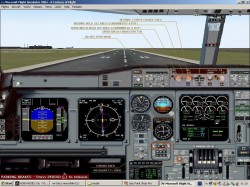 full bundle aircraft and panel and image 1