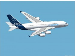 FS2002 Airbus A380-800 April 27 2005 image 1