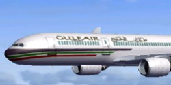 Abacus Boeing 787 Dreamliner FSX GULF AIR image 1