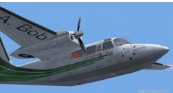 Rockwell Commander Shrike WITH VC FS2002 image 3