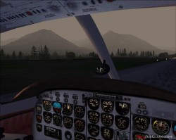Rockwell Commander Shrike WITH VC FS2002 image 6