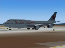 Boeing 747-8 Air Canada image 1