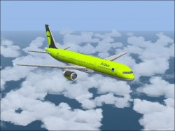 new B757-200 AirCuracao virtual airlines image 2