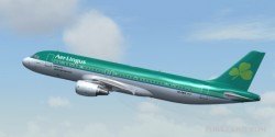 Airbus A320-200 CFM Aer Lingus Project Airbus image 1