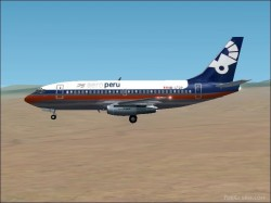 Fs2002/04 Aeroper Brandnew Flightfx/sgair image 1