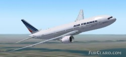 Fs2002/2004 Air France 777-200 image 1