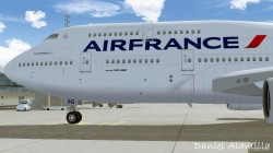 Air France Boeing 747-400 FS2004 image 2