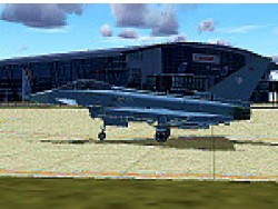 AFS-design: scenery Airport Rostock - Laage image 1