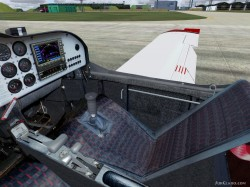 MCR - 01 Ultralight Germany FSX image 2