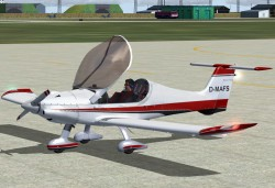 MCR - 01 Ultralight Germany FSX image 3