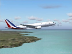 FS9 Airbus A330 liveries image 1