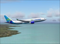 FS9 Airbus A330 liveries image 3