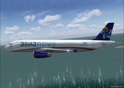 Avianona Project Airbus A320 image 3