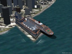 FS2004 Alaska Passage Cruise Plan image 2