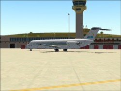 ALM Virtual Airlines DC-9-51 FS2002 DC-9-51 image 1