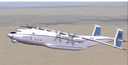 Antonov designed An-22 Antheus named image 1