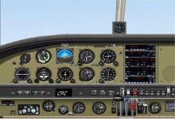 Piper Cherokee Archer Ii Fs2000 Package image 1