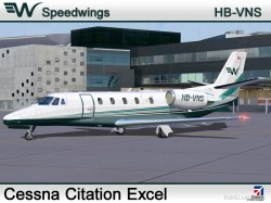 FS2004 Aryus Works Cessna Citation Excel image 2