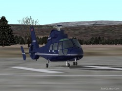 Eurocopter As365n3 Dauphin Fs2002 Version 1.2 image 1