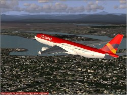 Avianca Colombia Airbus A330-200 image 2
