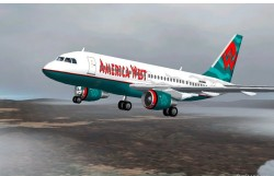 Fs2002 Aircraft- America West Airlines A319-100 image 1