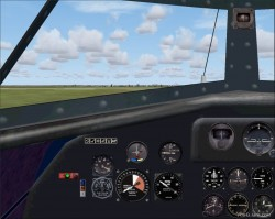 FSX and FS2004 Boeing 247 image 2