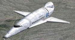 FSX SP-2 Acceleration Boeing 7072 Orion image 1