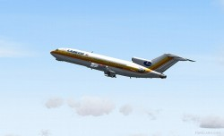 FS2004 Aircraft Boeing 727-100 Ladeco image 1