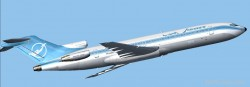 Syrian airlines Boeing 727-200 repainted image 1
