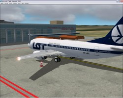 Boeing B737-300 Lot Polish Airlines Livery image 1