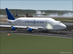 PROJECT OPENSKY BOEING 747-400LCF Dream Lifter image 1