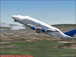 PROJECT OPENSKY BOEING 747-400LCF Dream Lifter image 3