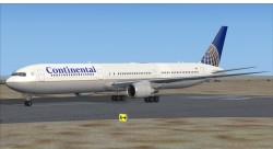 Boeing B767-400ER Continental Airlines FS2004 FSX image 2