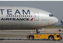 FS2004 Boeing 777-328ER Air France SkyTeam image 2