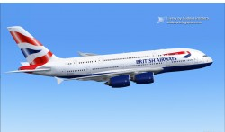 Project Airbus Airbus A380-800 British airways image 1