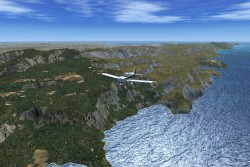 FSX 19 M Balearic Terrain Mesh Specifically image 1
