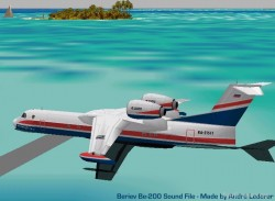 FS98/FS2000 Sound Beriev Be-200 image 1