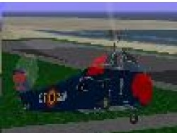 fs98: sikorsky HSS-1 belgian air force image 1