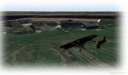 Microlights FSX SOUTH-EAST Grass strips image 2