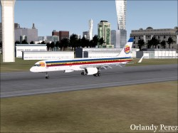 FSX Burger King 757-200 with Winglets image 2