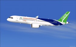 FSX House Colors Comac C919 V5L image 3
