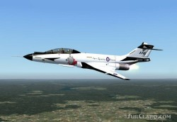 Fs2004 Canadian Armed Forces Voodoo Package image 1
