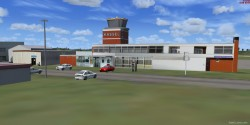 FSX Kassel Calden airport Germany image 2