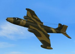 FS2004 English Electric Canberra B.2 5 Sqn image 1