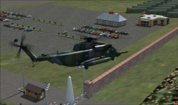 FSX Canada airbase image 1